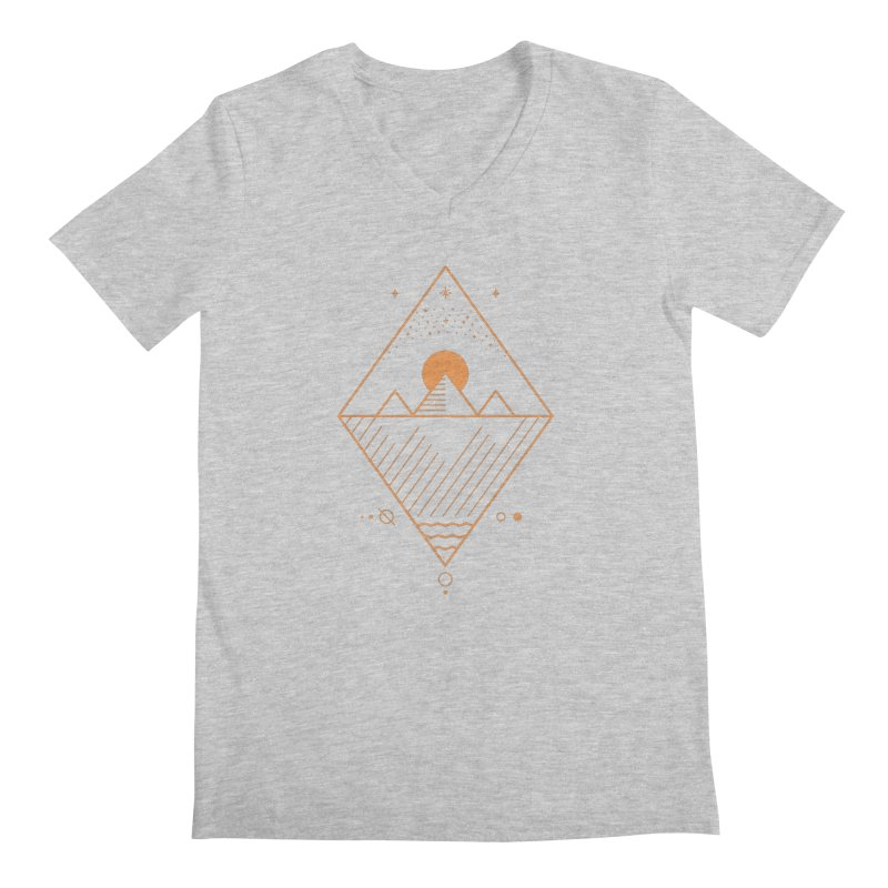 Osiris Men's V-Neck by thepapercrane's shop