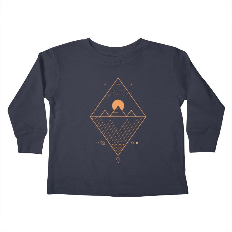 Osiris Kids Toddler Longsleeve T-Shirt by thepapercrane's shop