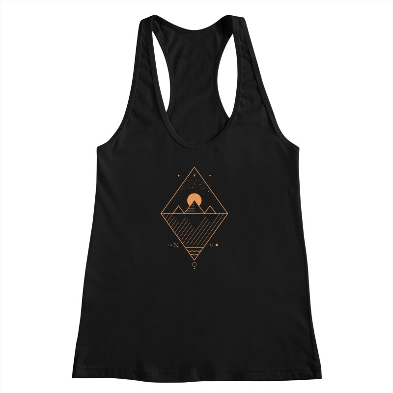 Osiris Women's Racerback Tank by thepapercrane's shop