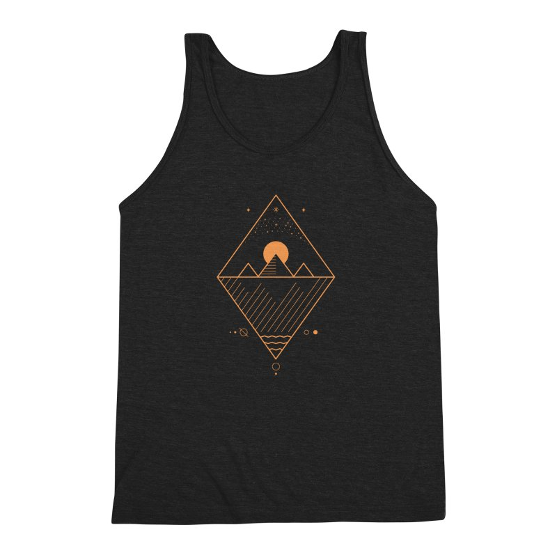 Osiris Men's Triblend Tank by thepapercrane's shop