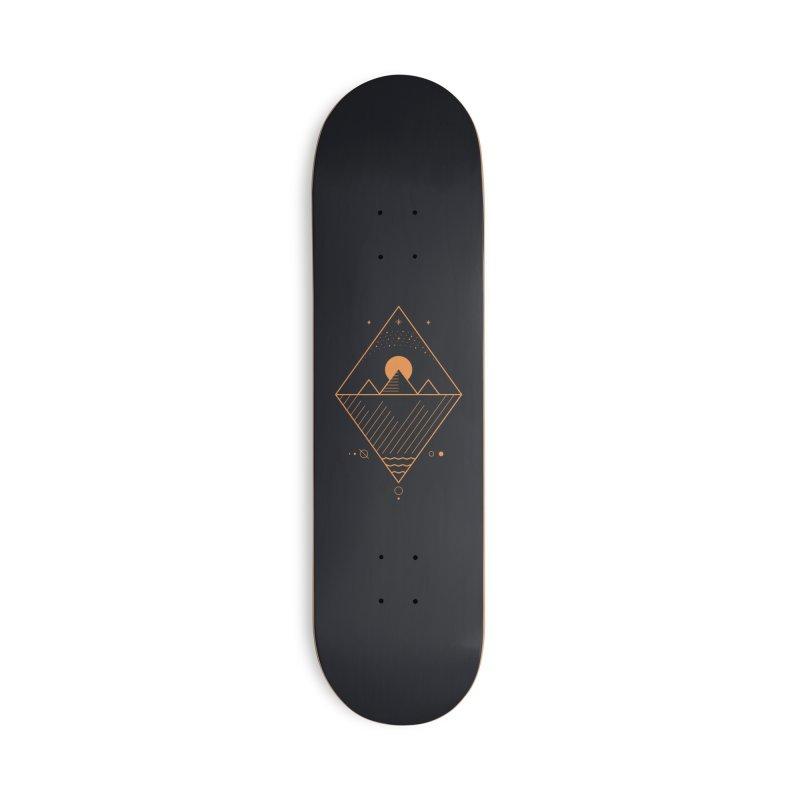 Osiris Accessories Skateboard by thepapercrane's shop