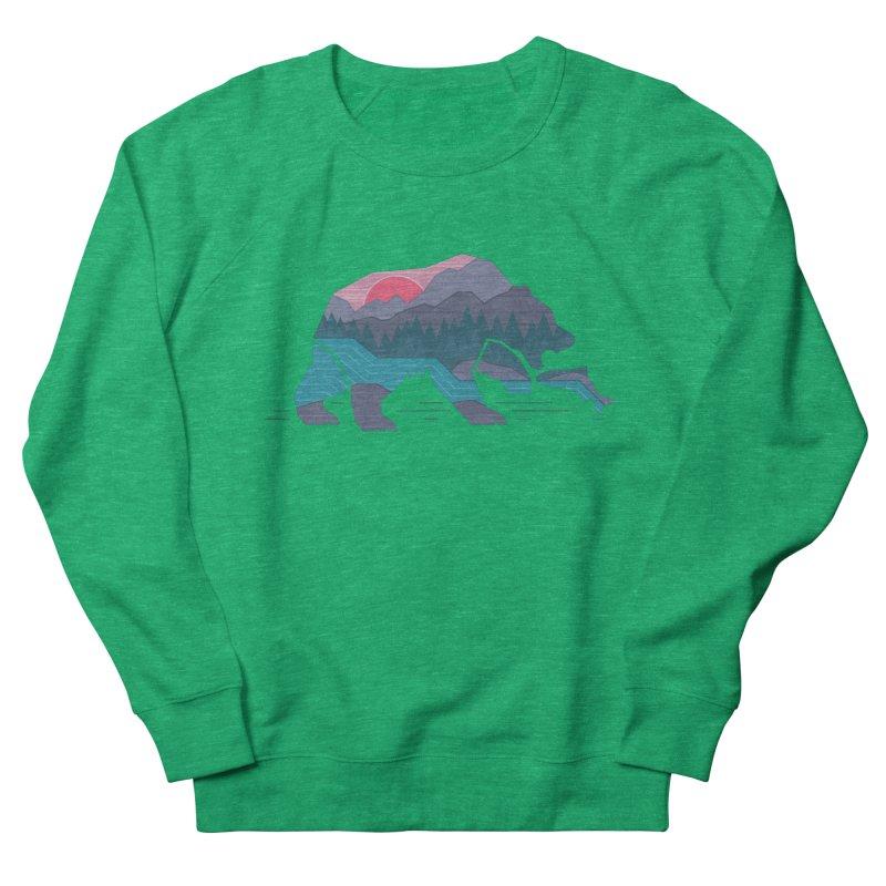 Bear Country Women's Sweatshirt by thepapercrane's shop