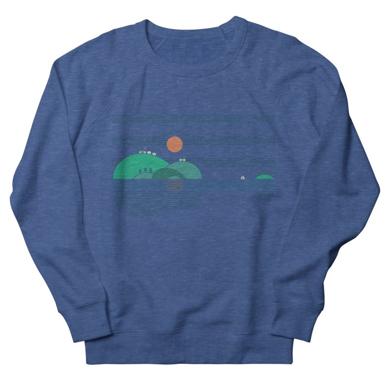 Island Folk Women's Sweatshirt by thepapercrane's shop