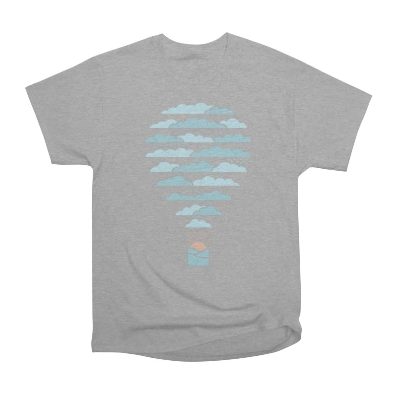 Weather Balloon Women's Classic Unisex T-Shirt by thepapercrane's shop
