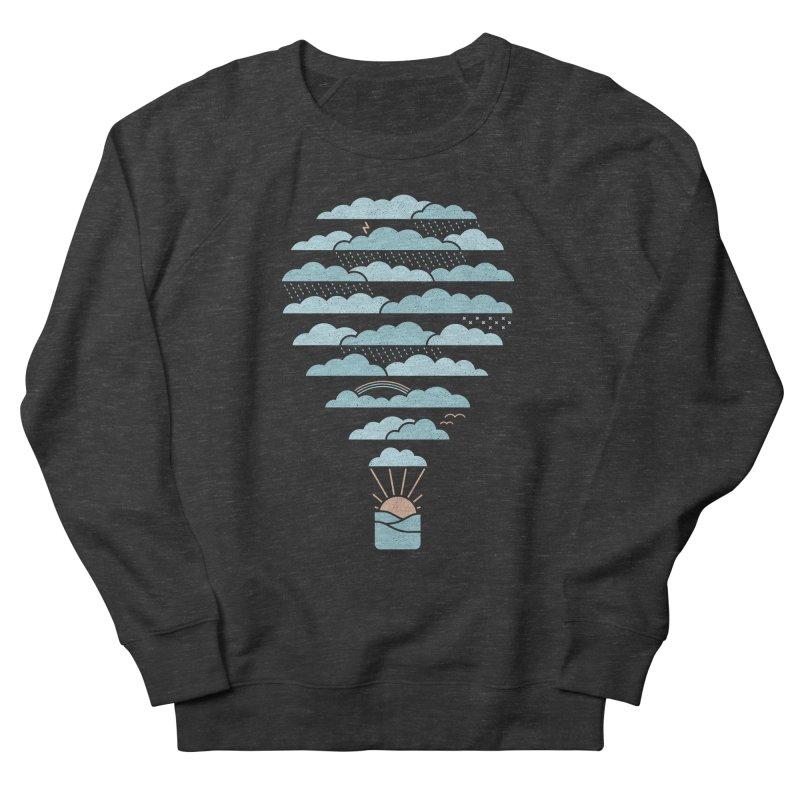Weather Balloon Women's Sweatshirt by thepapercrane's shop