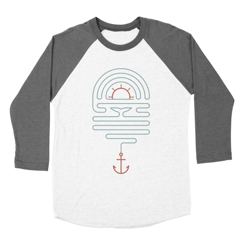 The Tale of the Whale Women's Longsleeve T-Shirt by thepapercrane's shop