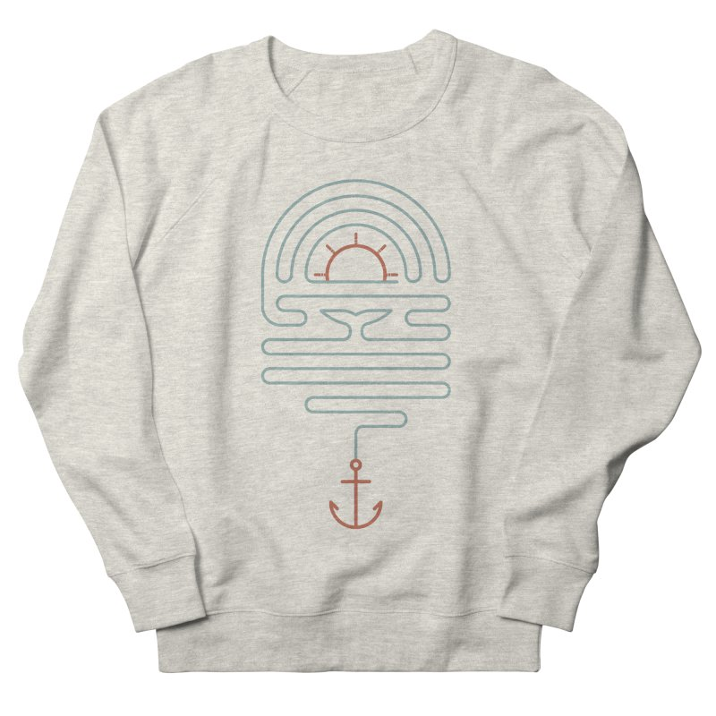 The Tale of the Whale Women's Sweatshirt by thepapercrane's shop