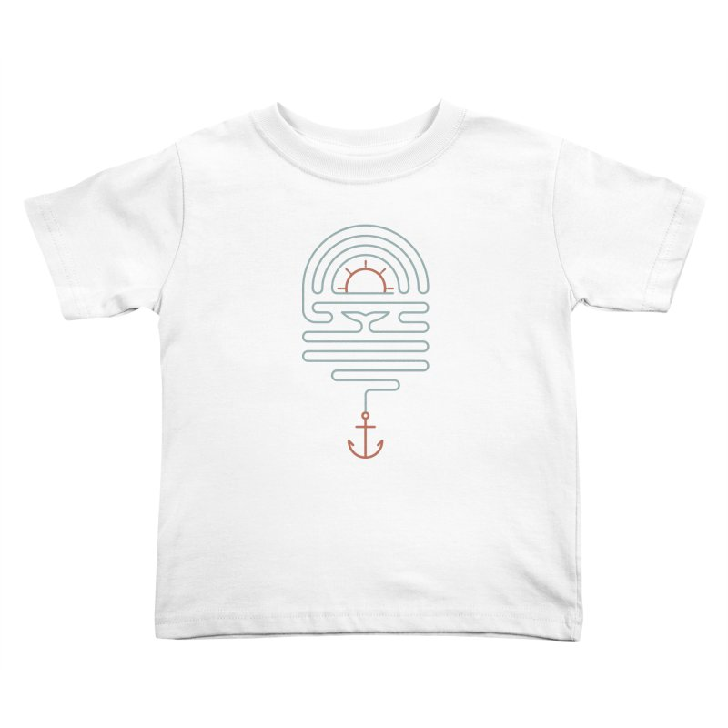 The Tale of the Whale Kids Toddler T-Shirt by thepapercrane's shop