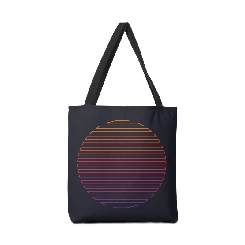 Linear Light Accessories Bag by thepapercrane's shop