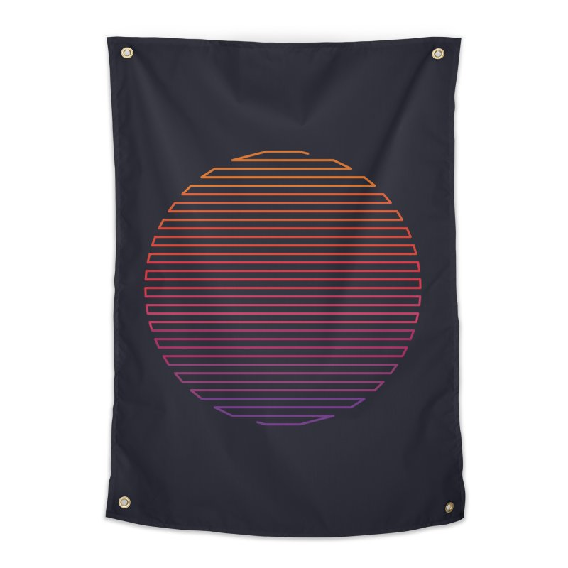 Linear Light Home Tapestry by thepapercrane's shop