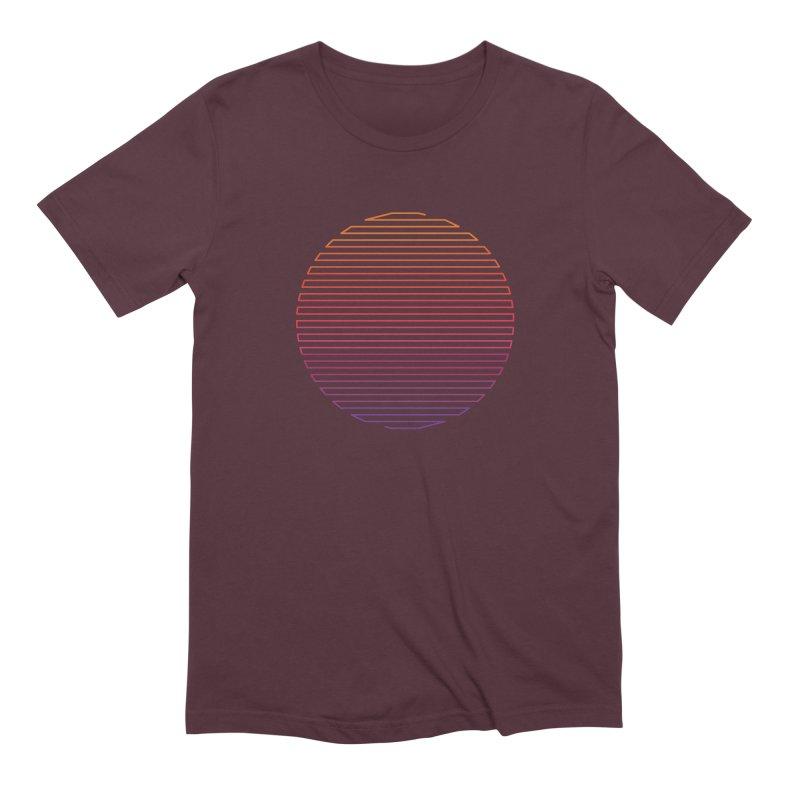 Linear Light Men's Extra Soft T-Shirt by thepapercrane's shop