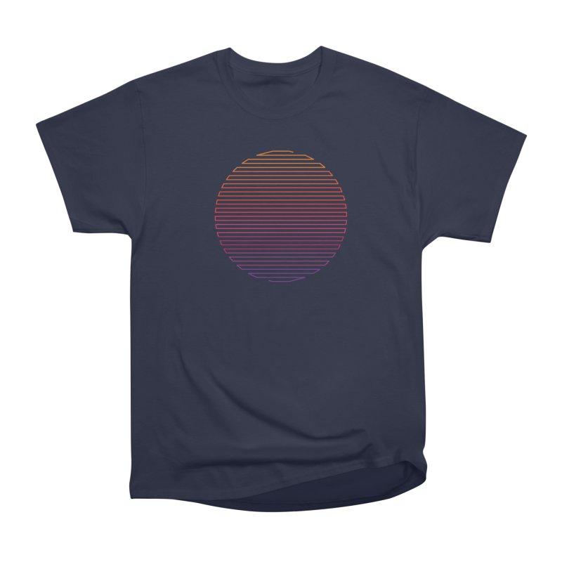 Linear Light Women's Classic Unisex T-Shirt by thepapercrane's shop