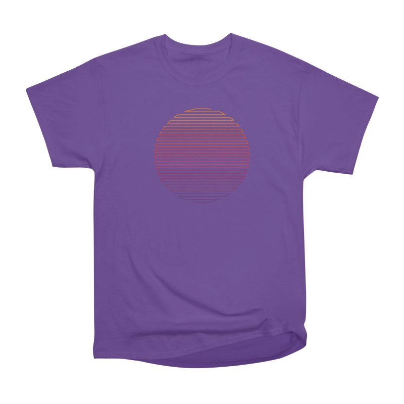 Linear Light Women's Classic Unisex T-Shirt by thepapercrane's shop
