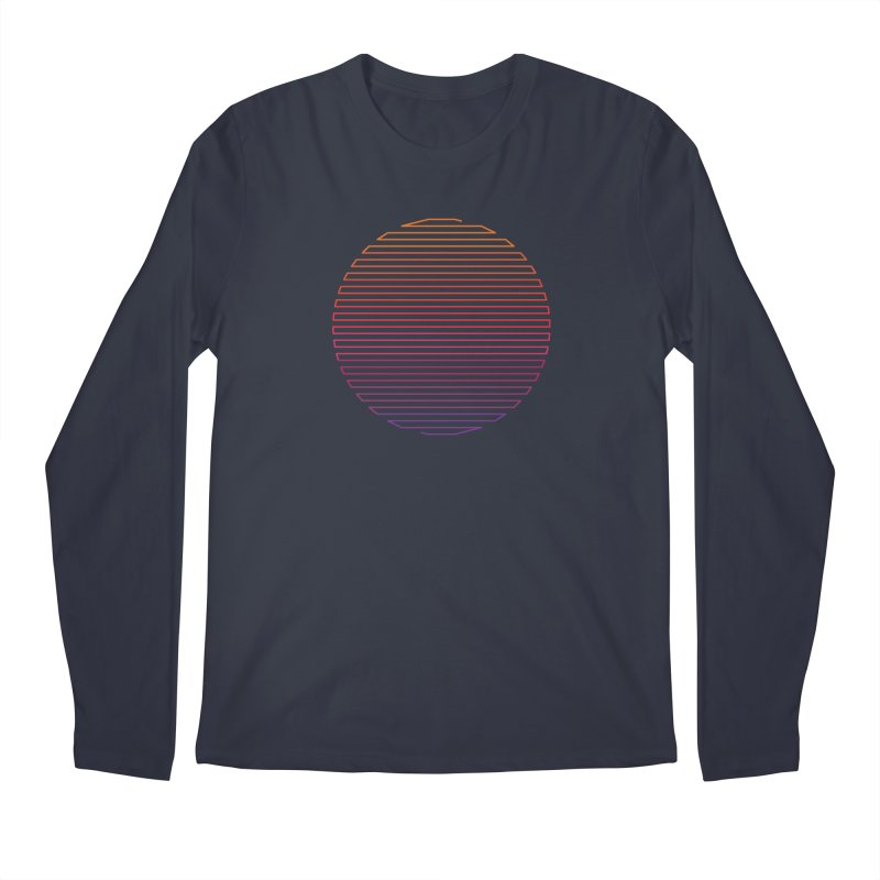 Linear Light Men's Regular Longsleeve T-Shirt by thepapercrane's shop