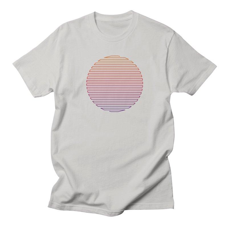 Linear Light Men's T-Shirt by thepapercrane's shop