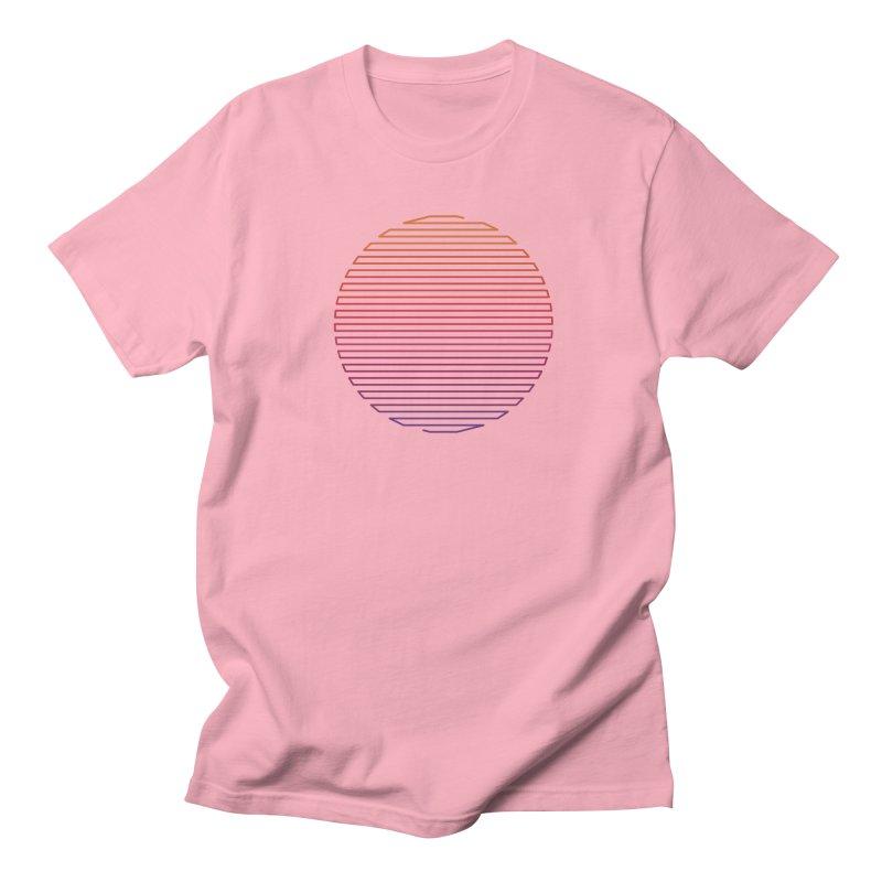 Linear Light Women's Regular Unisex T-Shirt by thepapercrane's shop