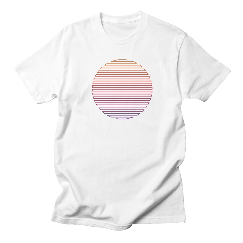 Linear Light Women's Unisex T-Shirt by thepapercrane's shop