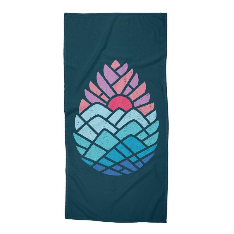 Alpine Accessories Beach Towel by thepapercrane's shop