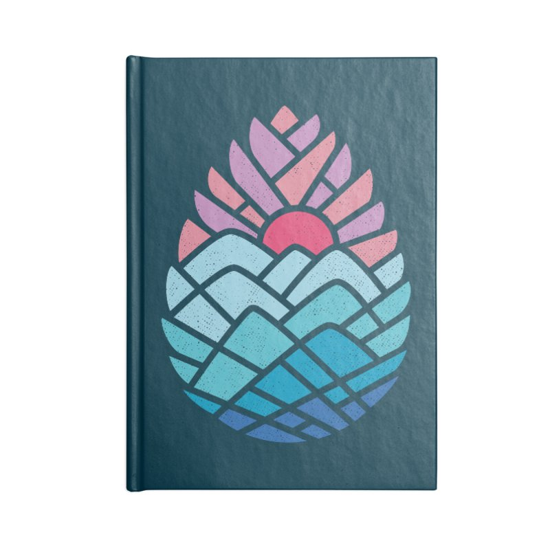Alpine Accessories Notebook by thepapercrane's shop
