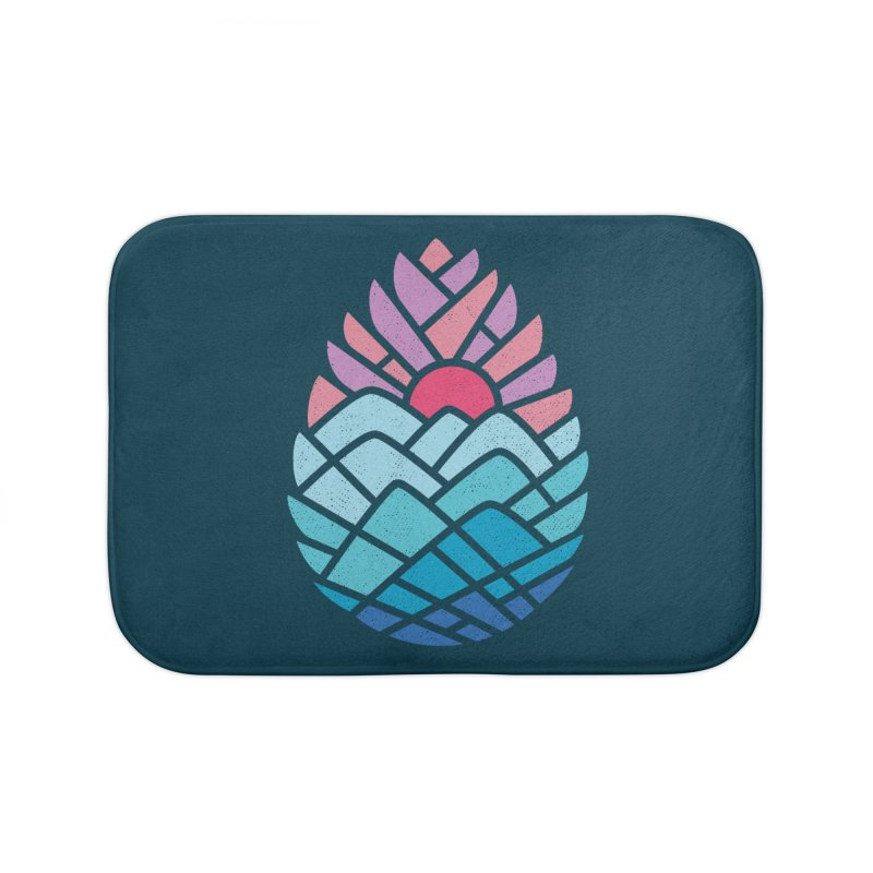 Alpine Home Bath Mat by thepapercrane's shop