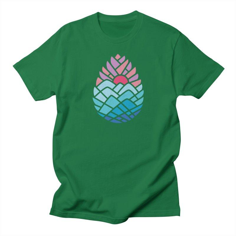 Alpine Women's Regular Unisex T-Shirt by thepapercrane's shop