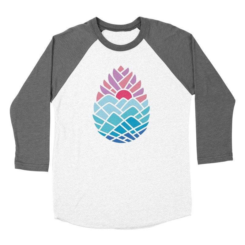Alpine Women's Baseball Triblend Longsleeve T-Shirt by thepapercrane's shop