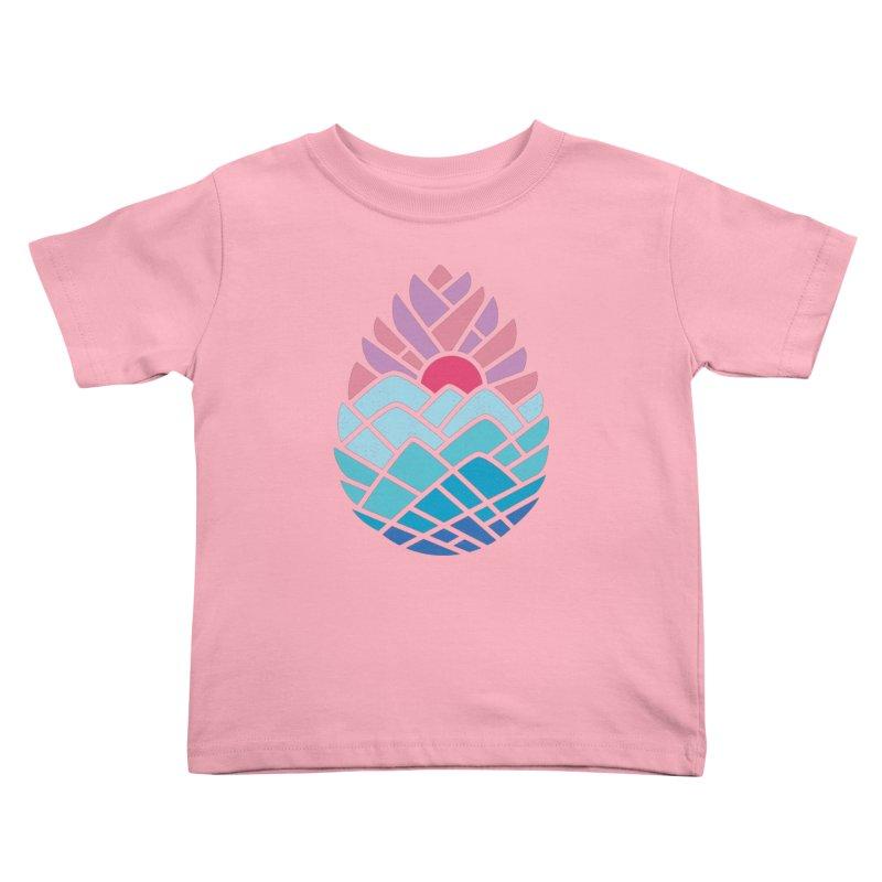 Alpine Kids Toddler T-Shirt by thepapercrane's shop
