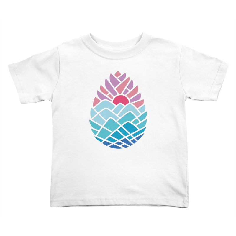 Alpine Kids Toddler T-Shirt by thepapercrane's shop