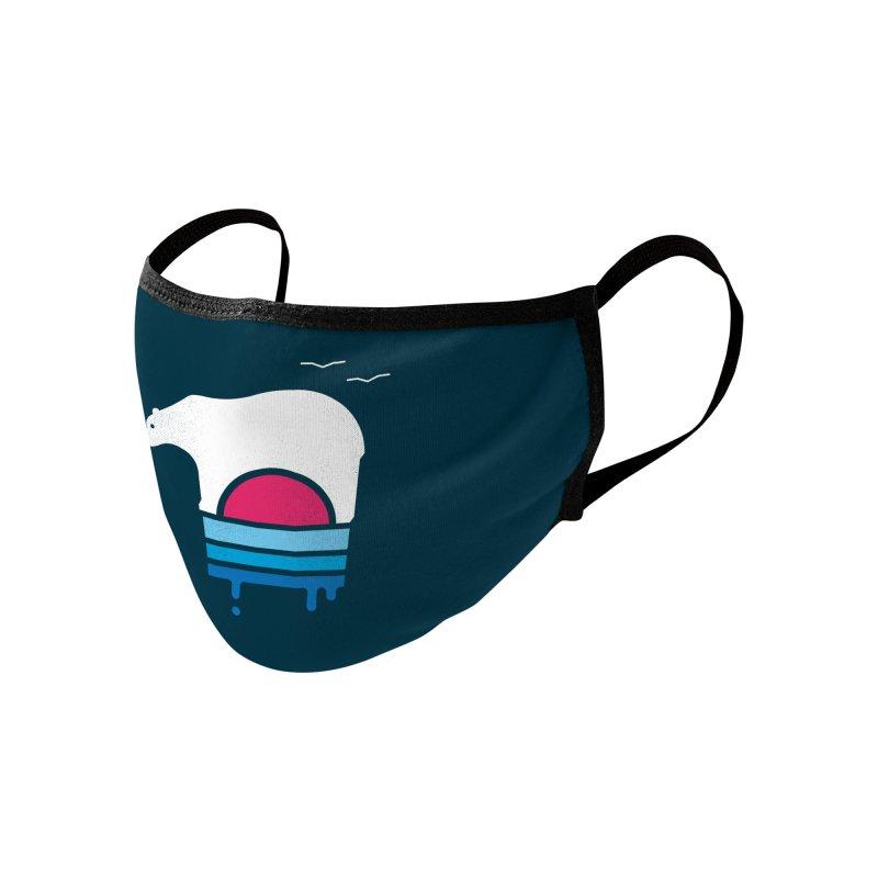 Polar Melt Accessories Face Mask by thepapercrane's shop