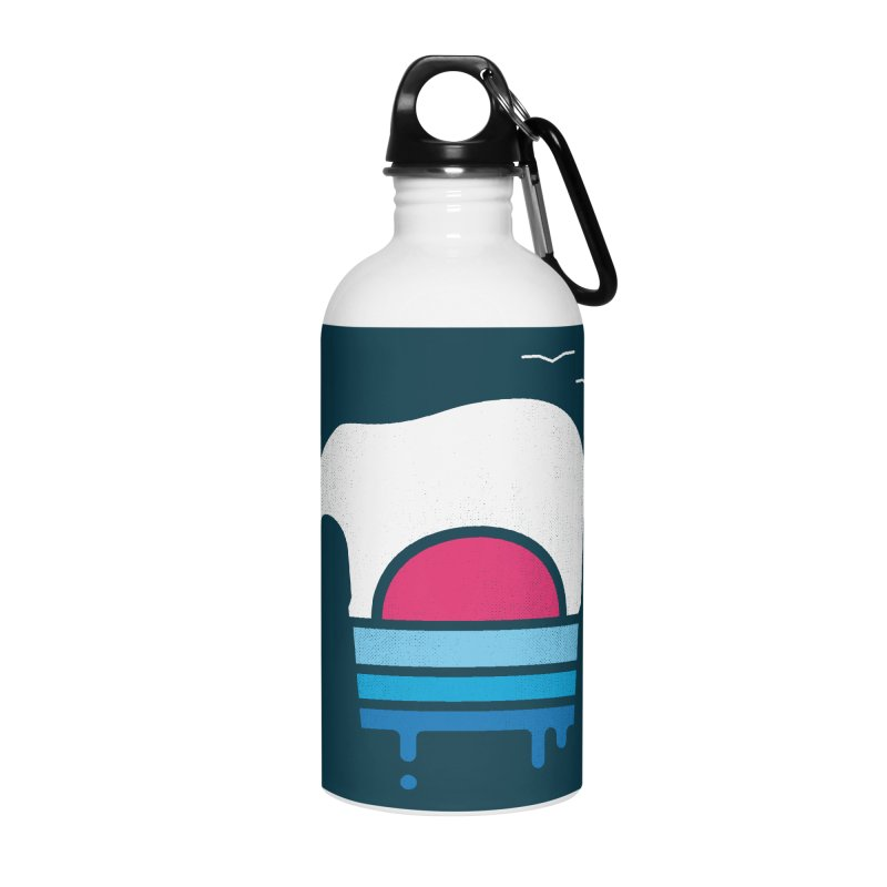 Polar Melt Accessories Water Bottle by thepapercrane's shop