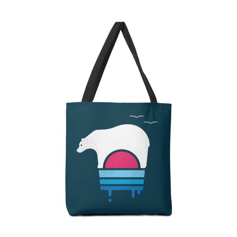 Polar Melt Accessories Bag by thepapercrane's shop