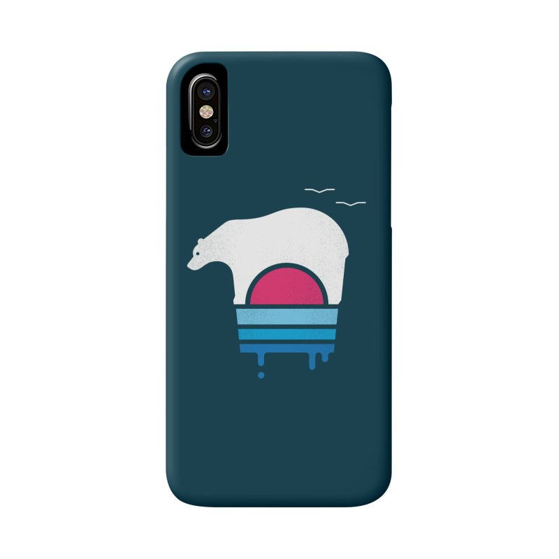 Polar Melt Accessories Phone Case by thepapercrane's shop