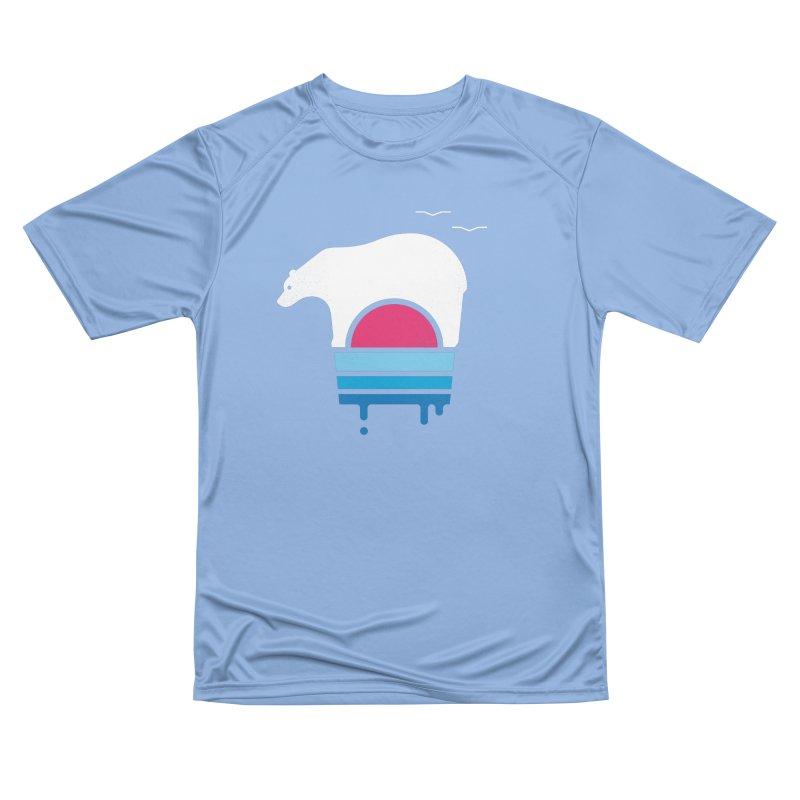 Polar Melt Women's T-Shirt by thepapercrane's shop