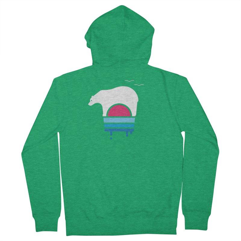 Polar Melt Women's Zip-Up Hoody by thepapercrane's shop