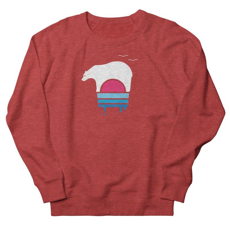 Polar Melt Women's Sweatshirt by thepapercrane's shop