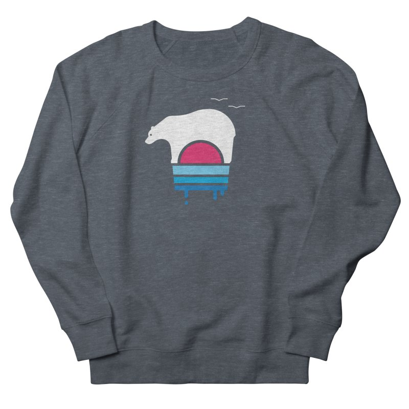 Polar Melt Men's Sweatshirt by thepapercrane's shop
