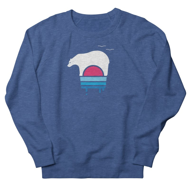 Polar Melt Men's Sweatshirt by thepapercrane's shop