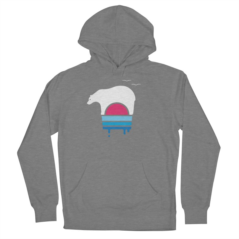 Polar Melt Women's Pullover Hoody by thepapercrane's shop
