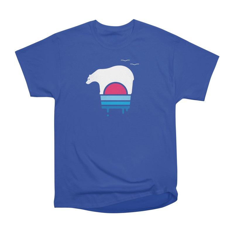 Polar Melt Women's Classic Unisex T-Shirt by thepapercrane's shop
