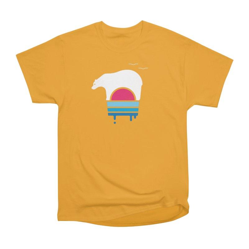 Polar Melt Men's Classic T-Shirt by thepapercrane's shop