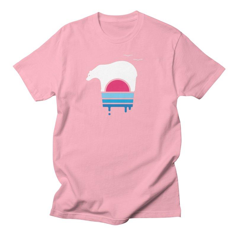 Polar Melt Women's Regular Unisex T-Shirt by thepapercrane's shop