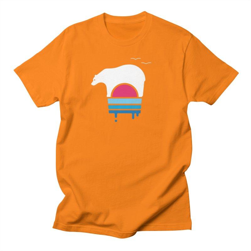 Polar Melt Women's Unisex T-Shirt by thepapercrane's shop