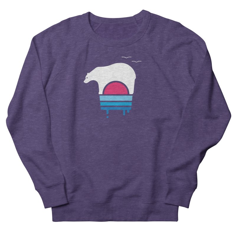 Polar Melt Women's Sweatshirt by thepapercrane's shop