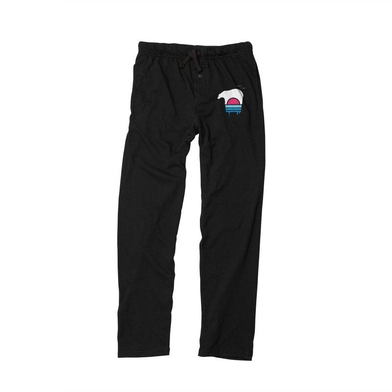 Polar Melt Men's Lounge Pants by thepapercrane's shop