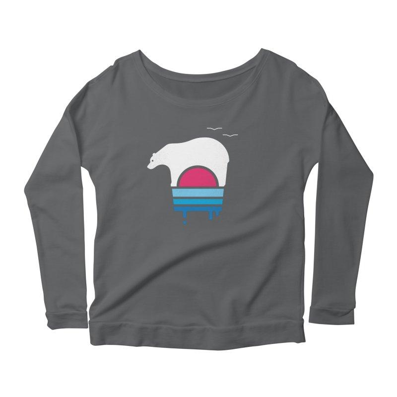 Polar Melt Women's Longsleeve T-Shirt by thepapercrane's shop