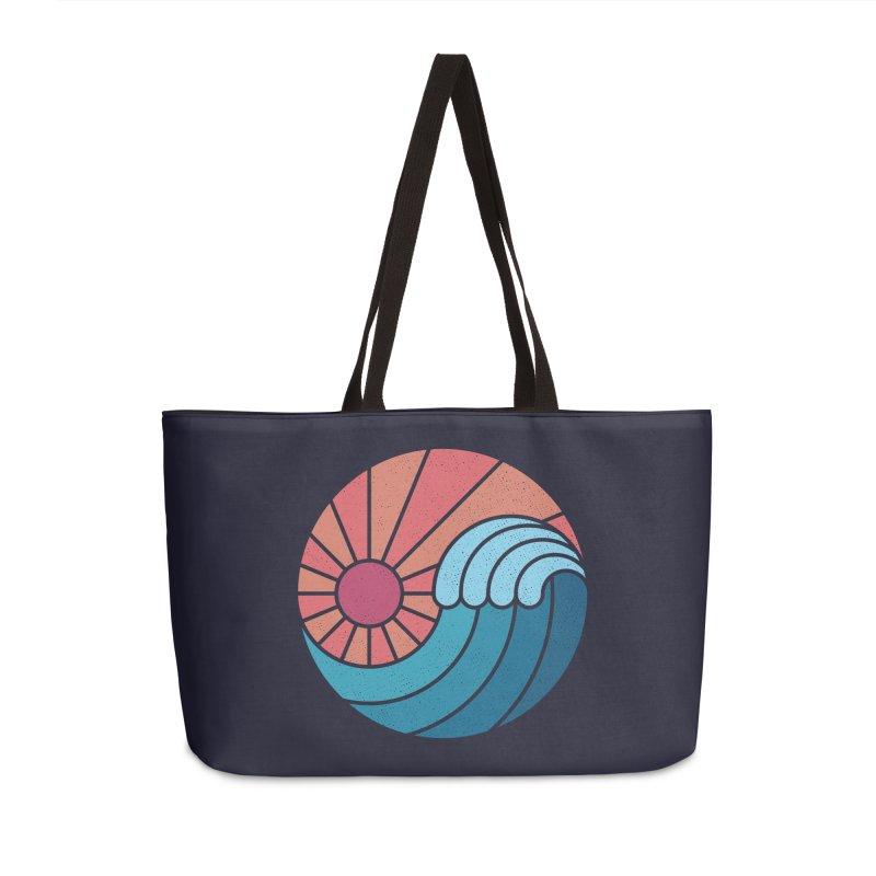 Sun & Sea Accessories Weekender Bag Bag by thepapercrane's shop