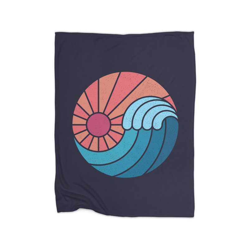 Sun & Sea Home Blanket by thepapercrane's shop