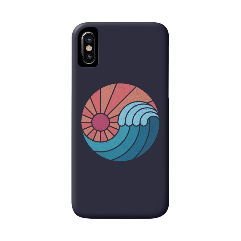 Sun & Sea Accessories Phone Case by thepapercrane's shop