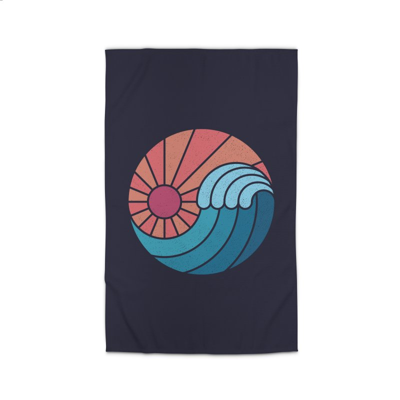 Sun & Sea Home Rug by thepapercrane's shop