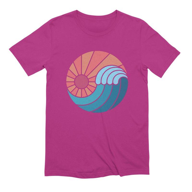 Sun & Sea Men's T-Shirt by thepapercrane's shop